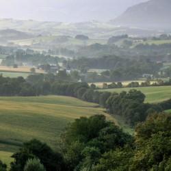 Panorama sur Lys et les vallons du Landistou · © stockli