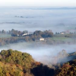 Mer de nuage du Castet Bielh - Asson · © stockli