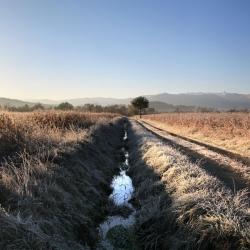 """Chemin de """"Bispau"""" - Bordères · © stockli"""