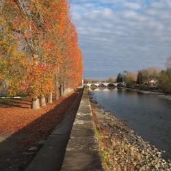 Ballade Nayaise d'automne - Nay · © stockli