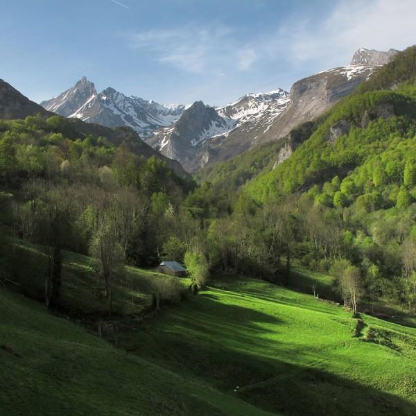 Bouchères - Arbéost, Vallée de l'Ouzoum · © stockli