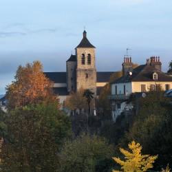 Eglise Saint-Vincent-Diacre - Coarraze · © stockli