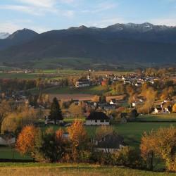 Le village d'Asson · © stockli