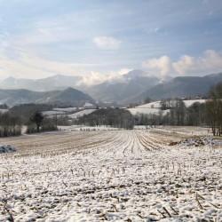 Frimas sur le vallon du Landistou - Lys · © stockli