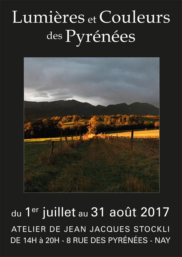 Exposition photo des Pyrénées Béarn